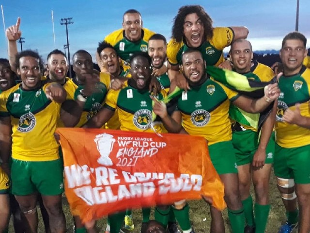 Jamaica beat USA to qualify for 2021 Rugby League World Cup