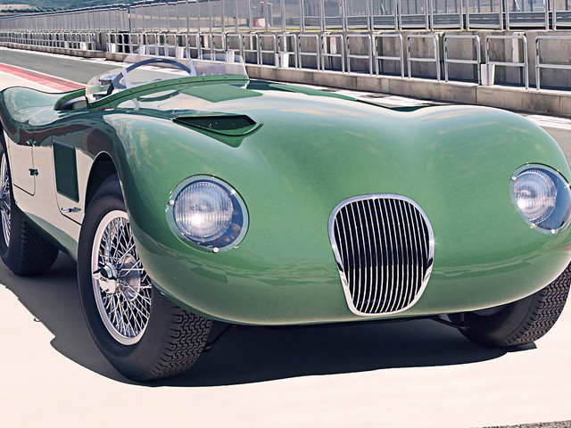 Jaguar C-Type Continuation Series Announced For 2022 As The Brand's Ultimate Reborn Classic