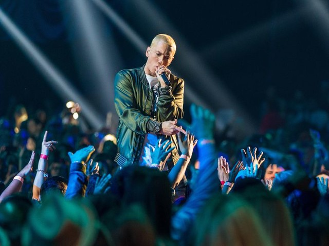 Eminem publisher sues Spotify for copyright violations - CNET
