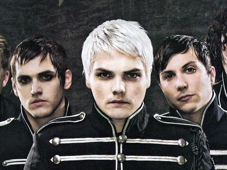 Here's The Closest Thing To A New My Chemical Romance Song We've Had In Years
