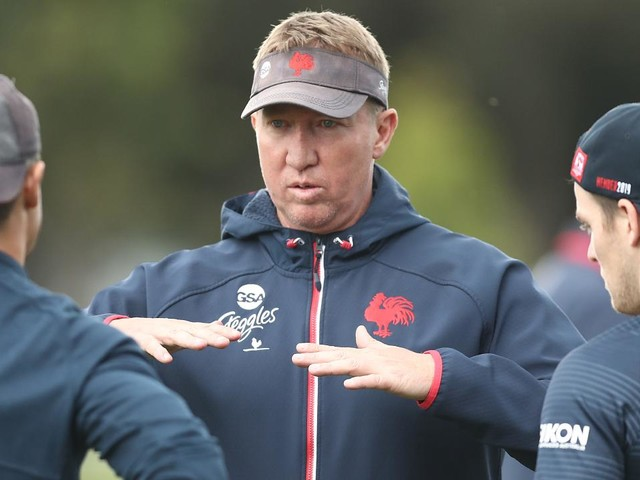 Roosters' Best 17 - The Plan C to play left centre after Latrell Mitchell exit, Billy Smith injury