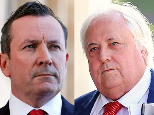 Why Clive Palmer may end up being a political weapon for Mark McGowan