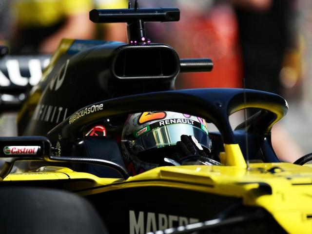 F1 Russian Grand Prix LIVE qualifying: Red-hot Ricciardo leads chasing pack in Sochi scrap