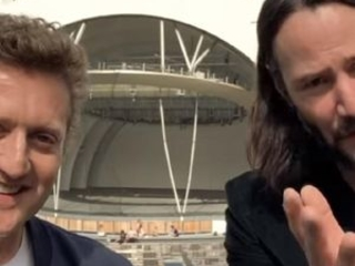 That Bill & Ted sequel is finally happening