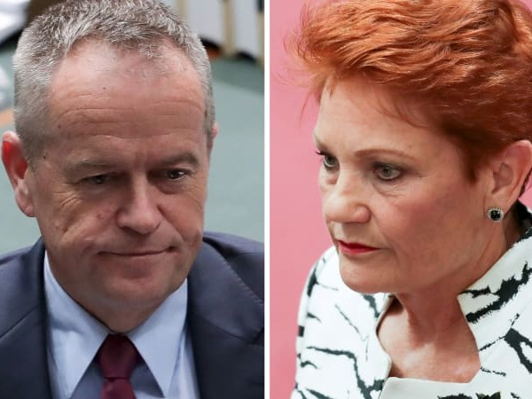 Labor ends 'long' freeze on One Nation to talk tax cuts as crossbench digs in
