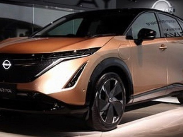 2021 Nissan Ariya Is All Charged Up For Its Big Debut Tomorrow