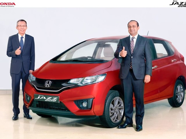 2018 Honda Jazz Launched, Prices Start At Rs. 7.35 Lakhs