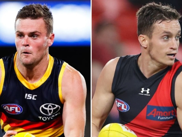 AFL Trade Whispers: Star Crow speaks after exit decision, another Bomber picks new club