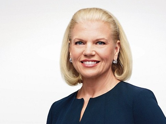 IBM's outgoing boss Rometty awarded $20m+ in 2019 for growing revenue 0.1%