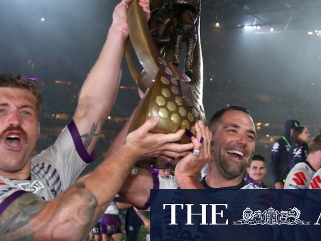 Panthers-Storm grand final ratings up, Gould rejects 'bias' allegations