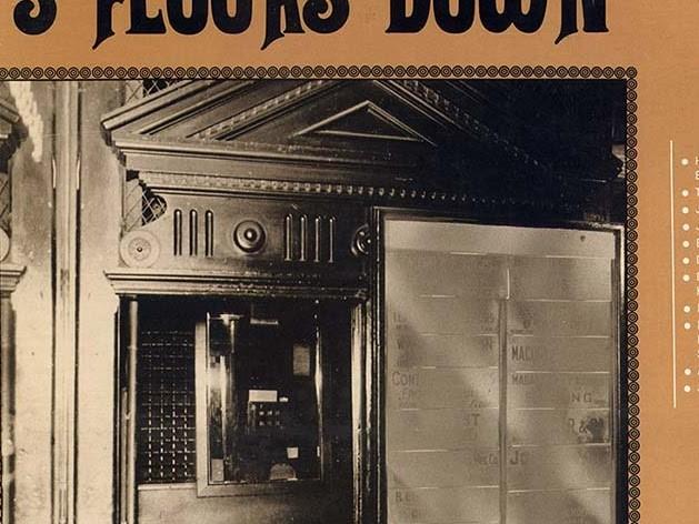 """Various Artists """"3 Floors Down"""" LP 1972"""