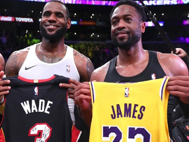 NBA Wrap: LeBron James, Dwyane Wade's 15-year NBA journey ends perfectly, Boston continues to improve