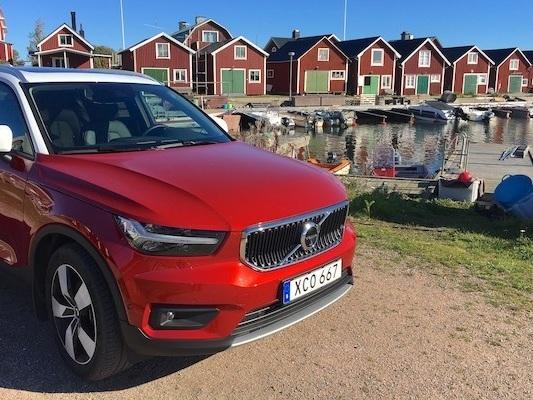 Sweden and Norway in a Volvo XC40 – 1/3: Kustvägen