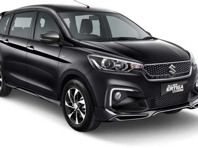Suzuki Ertiga Sport Launched In Indonesia