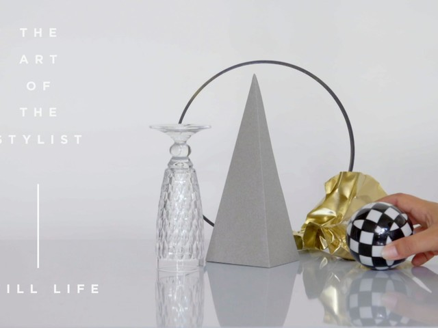 The Art Of The Stylist Still Life