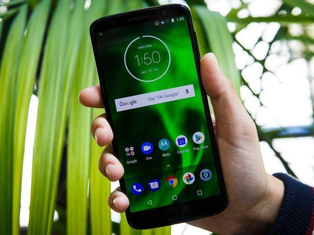 Moto G6 available for $99 on Google Fi right now - CNET