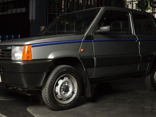 Garage Italia Customs Breathes New Life Into Ex-Gianni Agnelli Fiat Panda 4×4