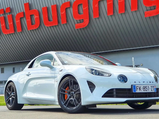 Alpine A110S Proves An Impressive Track Tool At The Nurburgring