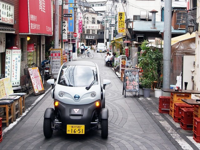 Japanese Workers Are Renting Cars Not To Drive But Live In!