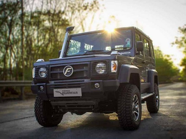 Force Gurkha Xtreme Launched, Priced At Rs. 12.99 Lakhs
