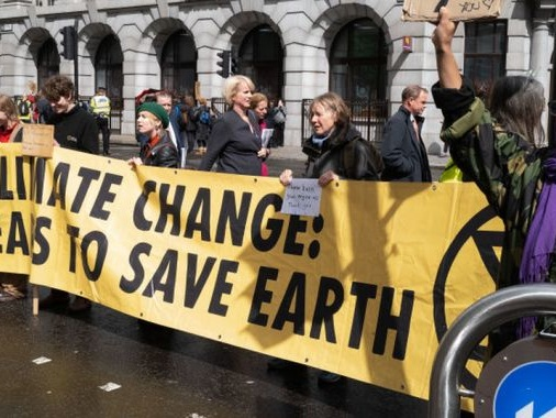 Extinction Rebellion halts plan to close Heathrow Airport with drones