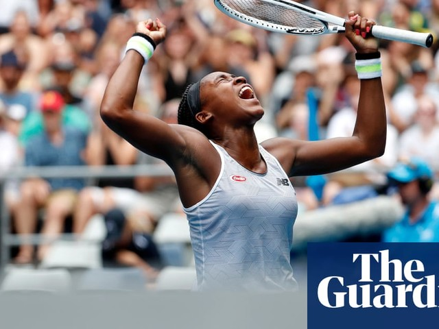 Naomi Osaka and Coco Gauff remain on collision course at Australian Open