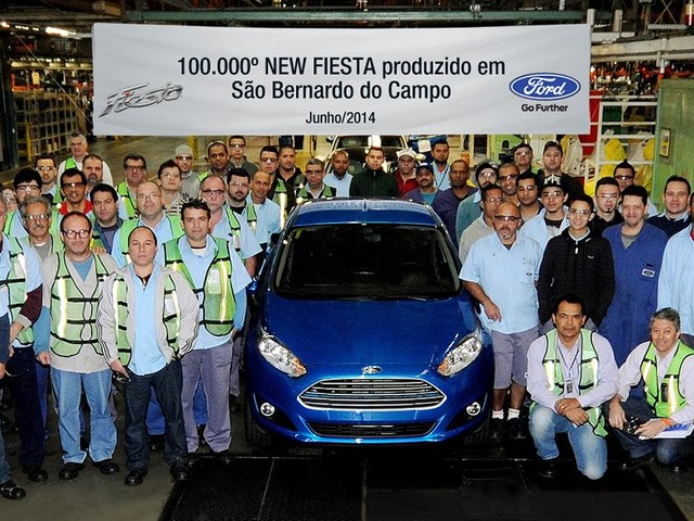 Ford's South American Shake Up Includes Plant Closure, End Of Commercial Truck Business