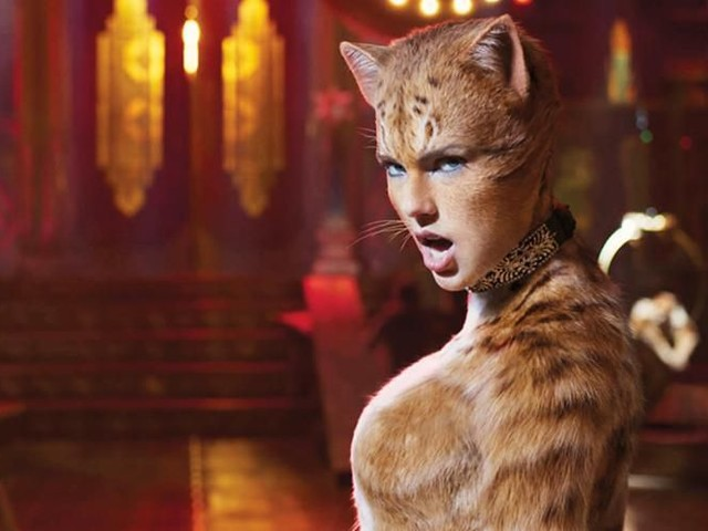 Razzie Awards proves Cats was truly the worst movie of 2019 - CNET
