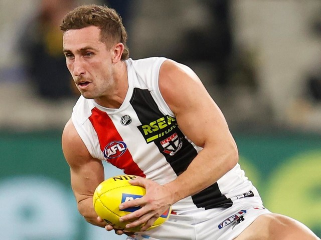'It's clear he didn't rate me': Luke Dunstan explains St Kilda exit in revealing radio interview