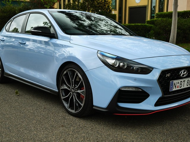 Driven: 2019 Hyundai i30 Fastback N Improves On A Winning Recipe