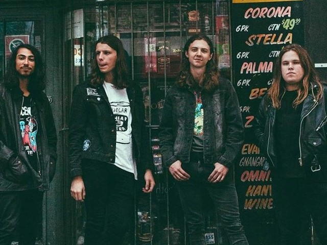 PREMIERE: Sydney Punk Rockers Black Heart Breakers Usher In New Era With Video For 'Angels Take Me Away'