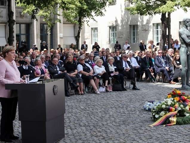 Operation Valkyrie: Germany remembers heroes in Hitler assassination plot