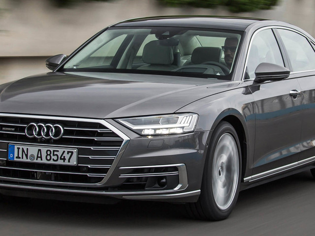 2019 Audi A8 Extensively Detailed As Company Launches US Configurator