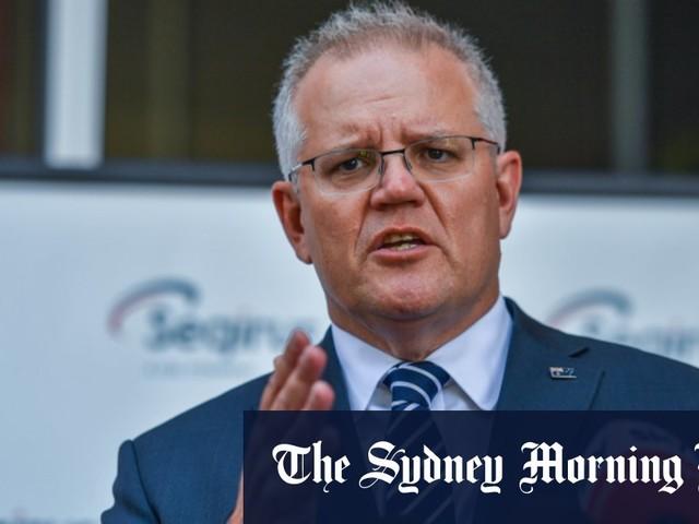 Chinese-language media in Australia ridicules Morrison