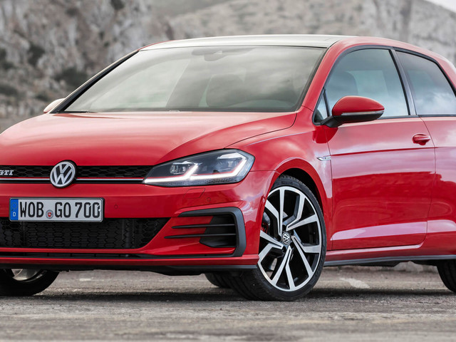 Volkswagen Golf GTI Dropped Due To EU's Stricter Emissions Tests