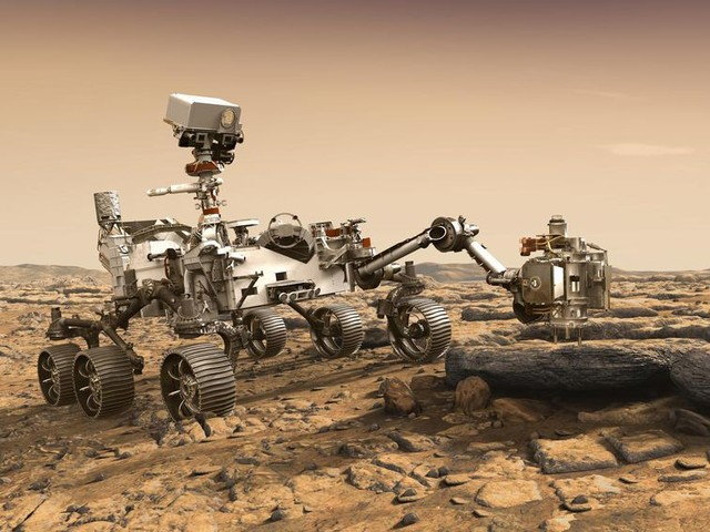 Here's every place we've landed or crashed robots on Mars - CNET
