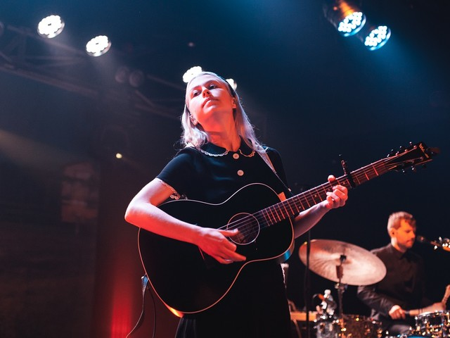 Phoebe Bridgers' Melbourne show was a mark of eloquence and solidarity