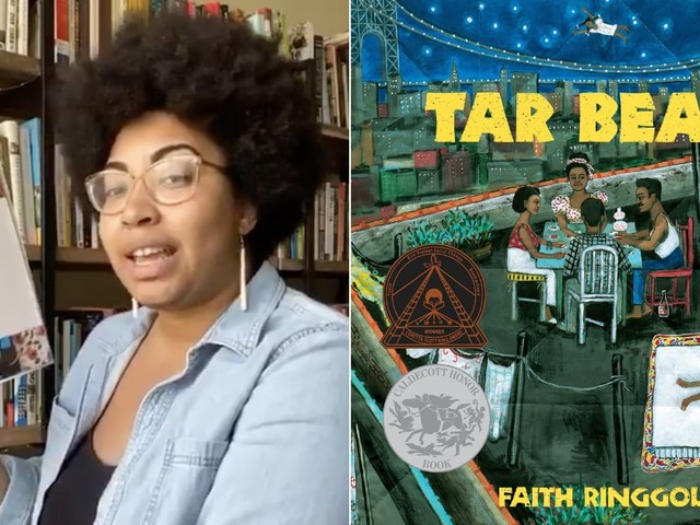 """Activist Rachel Cargle Reads Aloud to Kids to """"Offer a Little Ease in These Heavy Times"""""""