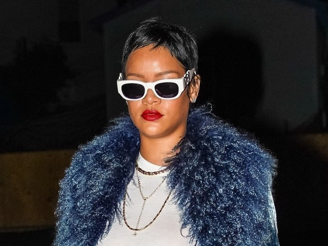 Just FYI, Rihanna's Pixie Cut Is Back -and It Feels Like 2012 Again