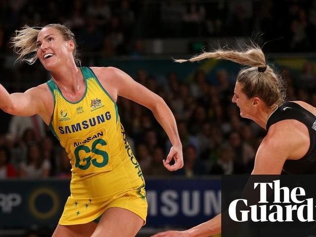 Australia beat New Zealand to win netball quad title