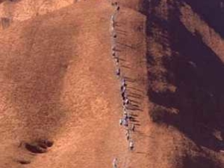 Photo reveals big problem at Uluru
