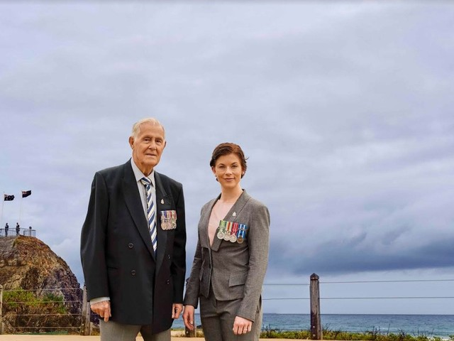 Australian veterans featured in RSL Queensland's new campaign ahead of ANZAC Day