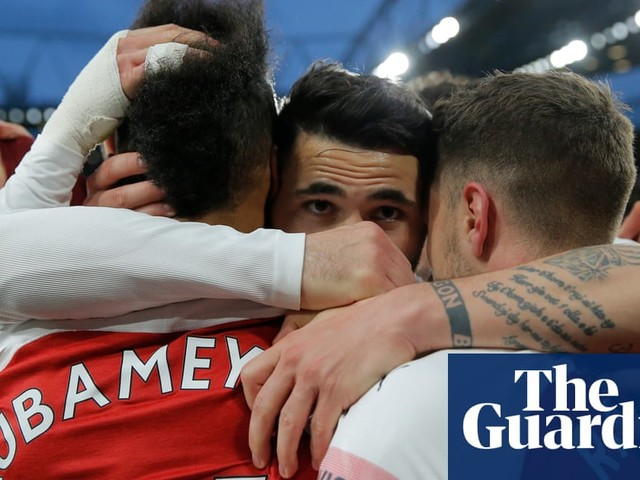 Arsenal fire warning to Spurs that race for north London has not yet been won | Barney Ronay