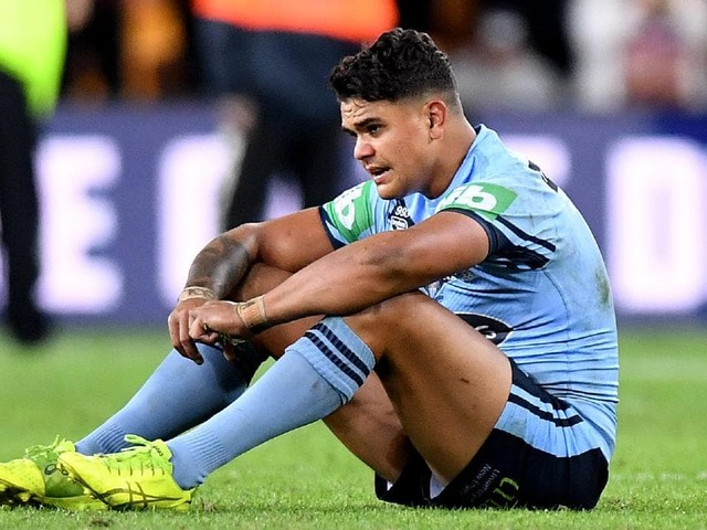 'They can't win without him': Former Blues stunned by 'shock' call to drop Latrell Mitchell