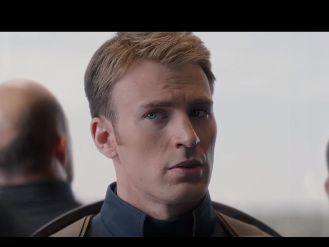 Chris Evans promotes Avengers: Infinity War with stunt training video of Winter Soldier elevator fight scene