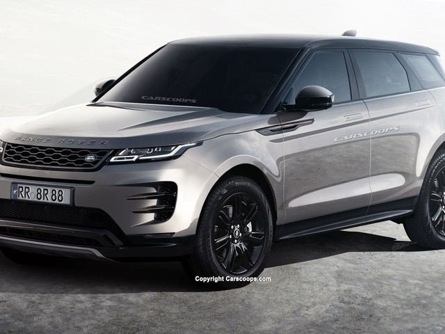 2020 Range Rover Evoque II: Looks, Engines And Everything Else We Know