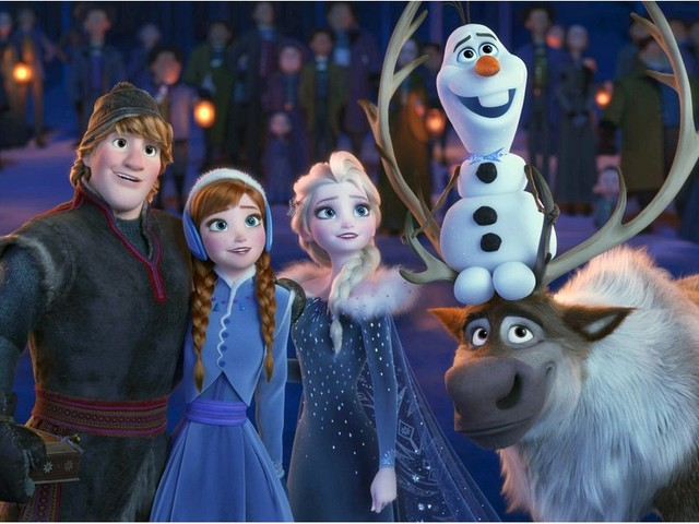 All the Dazzling Details We Have About Frozen 2