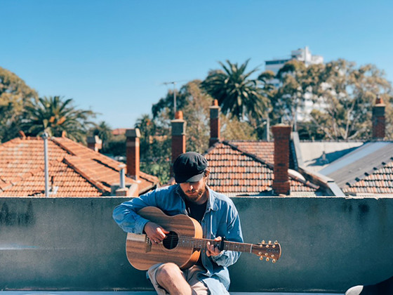 We chat with Ryan Edmond about his newest single 'From The Start'
