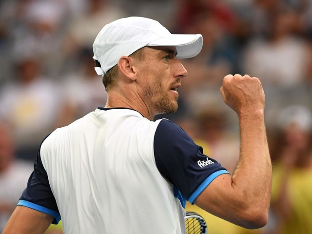 Over to you Fed: Magic Millman books his spot for blockbuster rematch