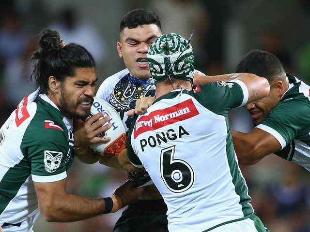 Five talking points from All Stars clash